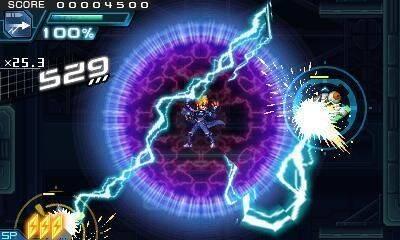 Presentados los contenidos adicionales para Azure Striker Gunvolt 2