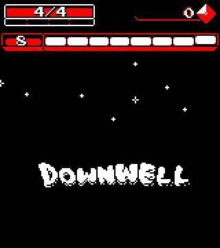 Ya está disponible Downwell para iOS y PC