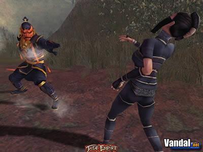 Nuevas imágenes de Jade Empire