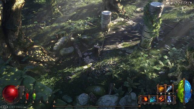 Umbra sigue mostrando su jugabilidad en vídeo