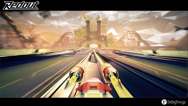 Pronto se anunciará la fecha de lanzamiento de Redout en consola