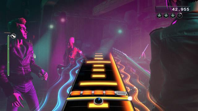 Rock Band 4 anuncia nuevos temas descargables