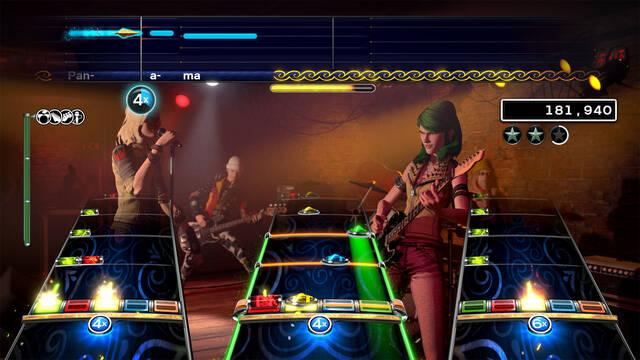 Rock Band 4 contará con canciones de U2