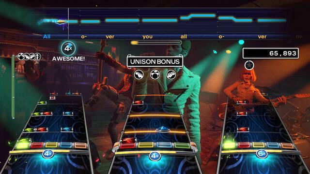 Harmonix admite haber escrito análisis positivos para Rock Band 4 en Amazon