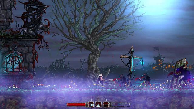 Slain: Back from Hell llegará mañana a PlayStation 4