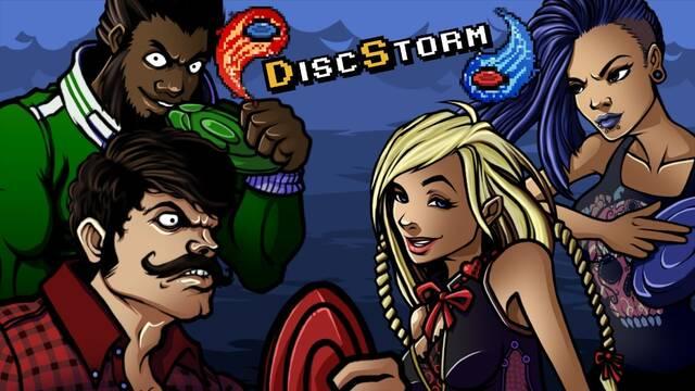 Anunciado DiscStorm para PC y PS Vita