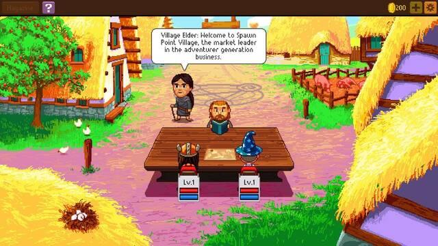 Knights of Pen and Paper 2 muestra sus características en vídeo