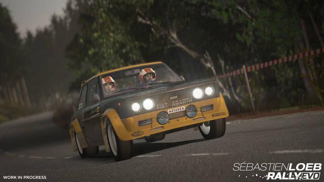 Milestone detalla los volantes y accesorios Thrustmaster compatibles con Sébastien Loeb Rally EVO