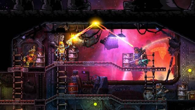 SteamWorld Heist llegará a PlayStation 4 y PS Vita el 31 de mayo