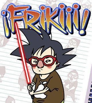 Frikiii, un cómic español para iPhone y iPad