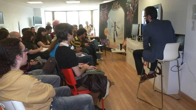 Nintendo presenta en España Kid Icarus: Uprising