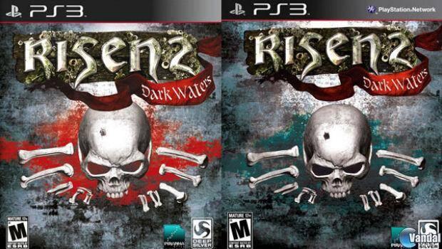 La portada de Risen 2: Dark Waters es censurada en Estados Unidos