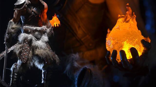 Anuncian dos figuras coleccionables de The Elder Scrolls V: Skyrim