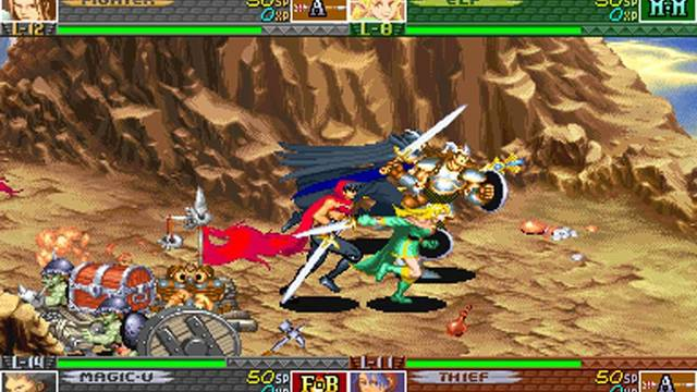 Shadow over Mystara y Tower of Doom llegarán a PlayStation 3 y Xbox 360