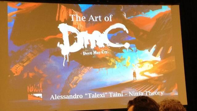 Ninja Theory muestra la evolución de Dante en DmC