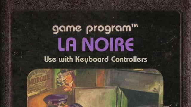 Imaginan juegos actuales como cartuchos para Atari