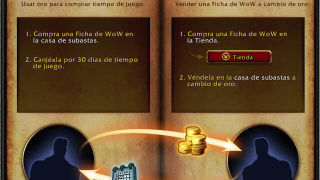 Blizzard detalla cómo funciona el comercio de tiempo de oro y juego