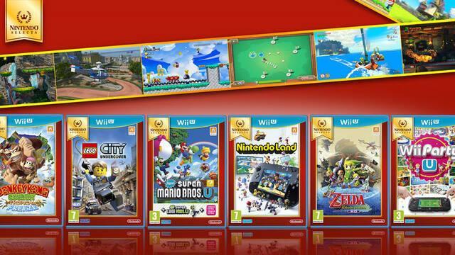 El 15 de abril llegan los primeros Nintendo Selects de Wii U