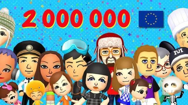 Tomodachi Life ya ha vendido más de dos millones de copias en Europa