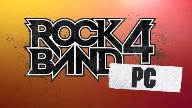 La campaña de microfinanciación de Rock Band 4 para PC podría no lograr sus objetivos