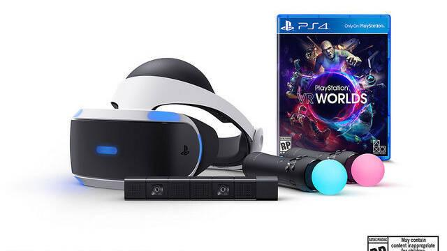 Sony Anuncia Un Pack Para Playstation Vr Con Dos Move Playstation