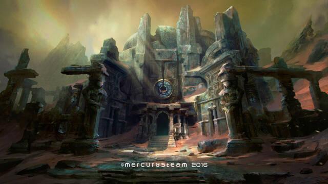 Mercury Steam ofrece arte y nueva web para su próximo juego