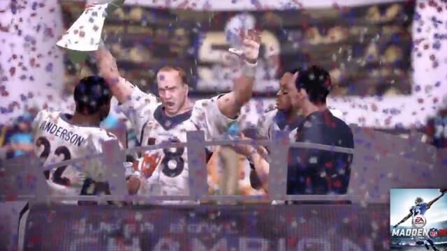 Madden y EA rinden homenaje a Peyton Manning tras su retirada como jugador de la NFL