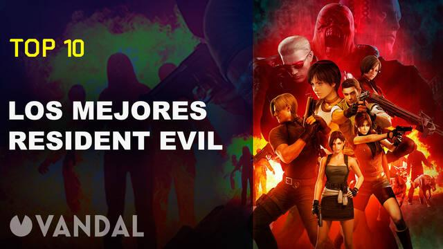 Vandal TV: Top 10 los mejores Resident Evil