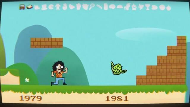Weird Al parodia Super Mario Bros. para promocionar su próximo disco