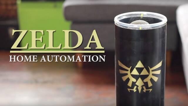 Crea un sistema de domótica y usa las melodías de Zelda: Ocarina of Time