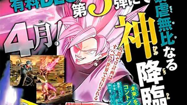 Anunciado un nuevo contenido descargable para Dragon Ball Xenoverse 2