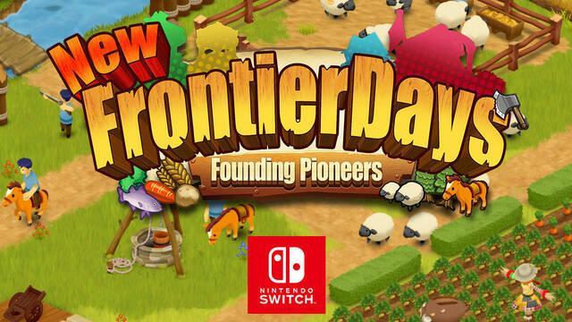 New Frontier Days: Founding Pioneers será juego de lanzamiento de Nintendo Switch