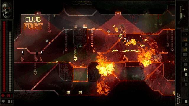 El Violento Shooter Noventero Butcher Saldra En Ps4 Y Xbox One Vandal