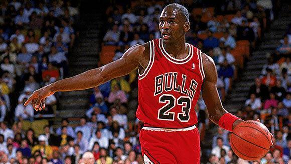 Existe una versión personalizada de la recreativa NBA Jam con Michael Jordan