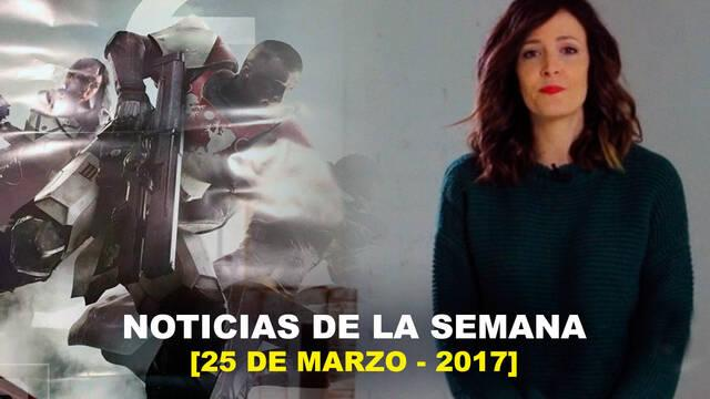 Vandal TV Noticias: Destiny 2, The Witcher 4, Guardianes de la galaxia...