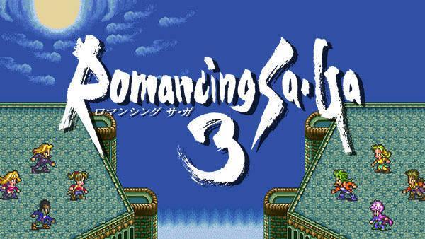 Square Enix desvelará mañana más información sobre Romancing SaGa 3