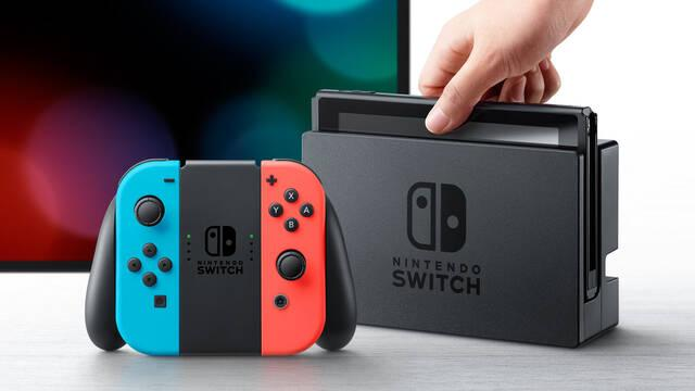 Nintendo Switch es de nuevo la consola más vendida en Japón
