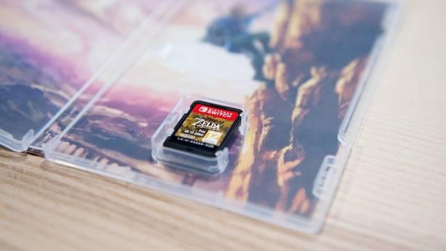 Las tarjetas de 64GB para juegos de Nintendo Switch se retrasarían a 2019
