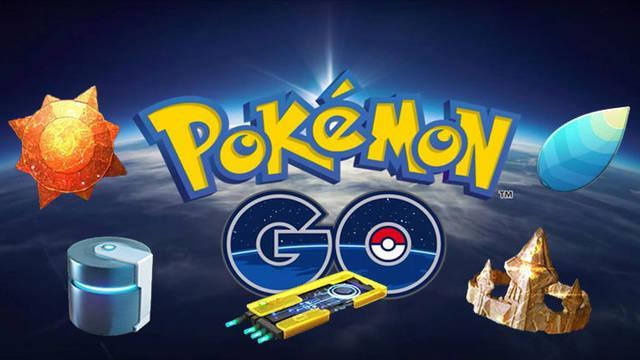 Cómo usar y conseguir todas las piedras y objetos evolutivos en Pokémon Go
