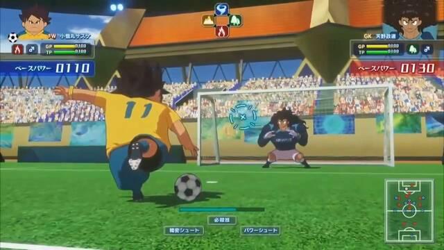 Inazuma Eleven Ares vuelve a mostrar su jugabilidad en vídeo
