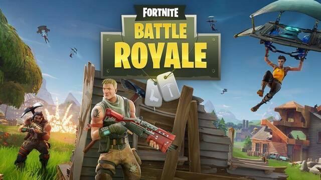 Xbox One también tendrá juego cruzado en Fortnite Battle Royale