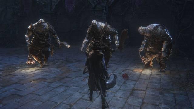 Guardián implacable en Bloodborne - Cómo matarlo y recompensas