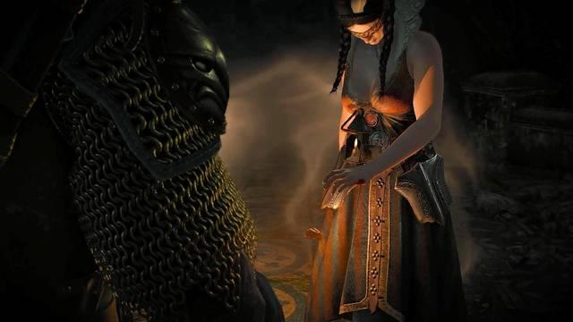 La Piedra Solar - The Witcher 3: Wild Hunt