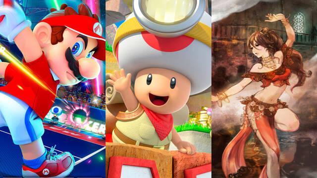 Los lanzamientos más importantes para Switch en los próximos meses
