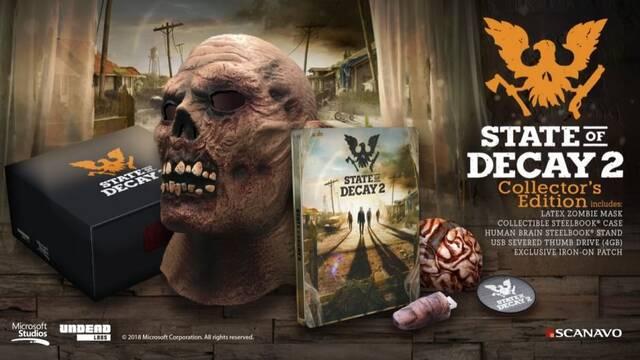 State of Decay 2 te invita a sobrevivir con su Edición Coleccionista