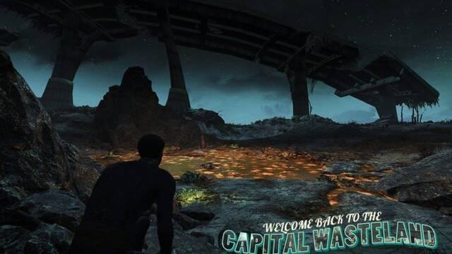 Se detiene el mod de Fallout 3 con el motor de Fallout 4