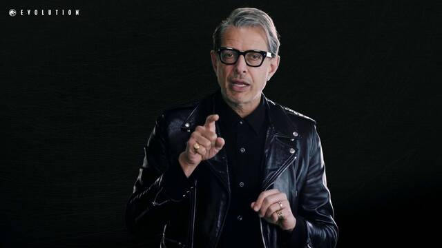 Jeff Goldblum vuelve a su rol como Ian Malcolm en Jurassic World Evolution