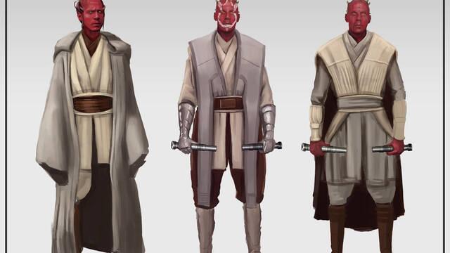 El cancelado Star Wars Battlefront 4 muestra nuevos y curiosos diseños