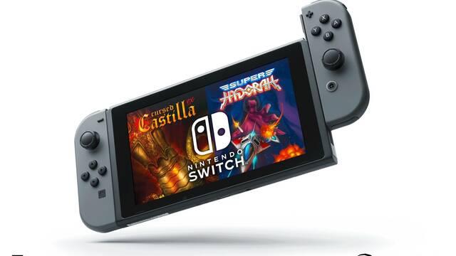 Super Hydorah y Maldita Castilla llegarán a Nintendo Switch