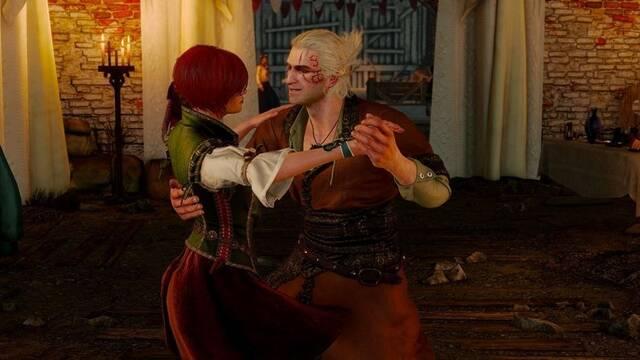 La fiesta del hombre muerto en The Witcher 3: Wild Hunt - Hearts of Stone (DLC)
